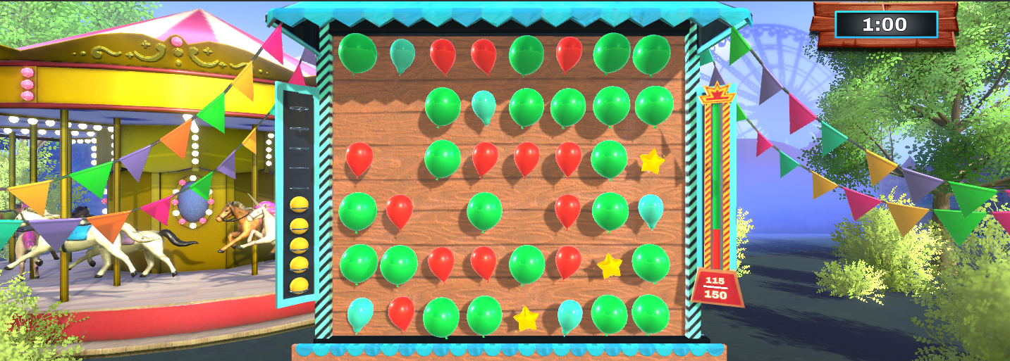 Balloon Pop gameplay picture