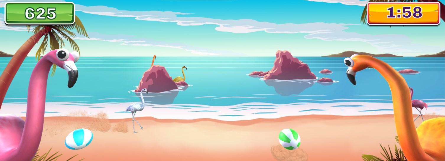 Disco Flamingo gameplay picture