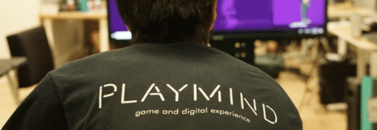 PLAYMIND, the Montreal studio behind the Playbox