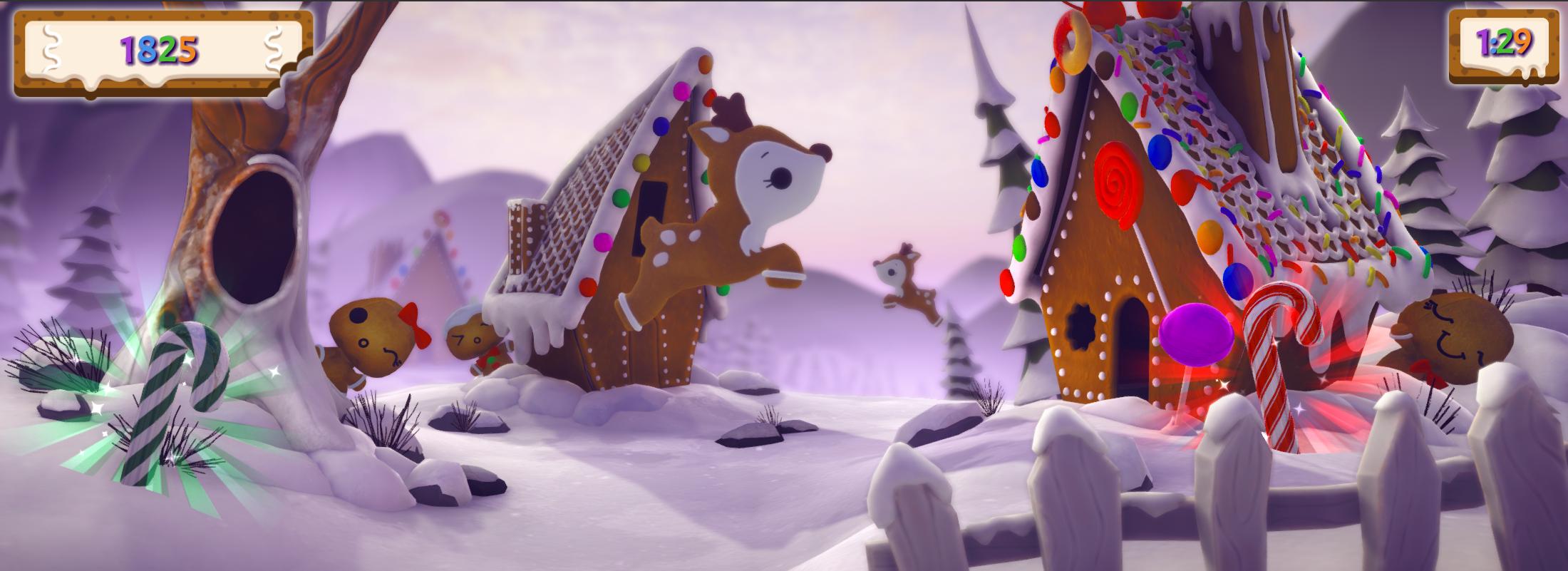 Winter Mayhem gameplay picture