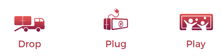 drop plug play