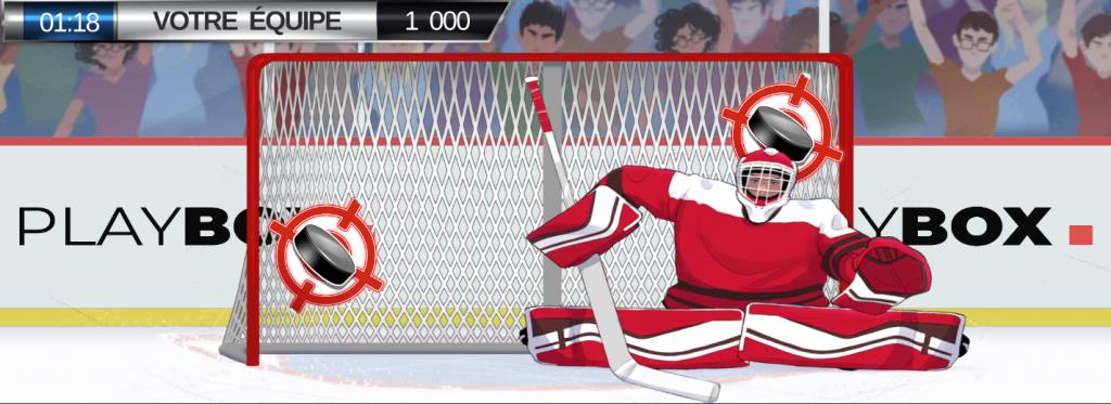 game slapshot shootout