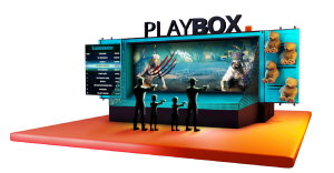 Playbox in 3D