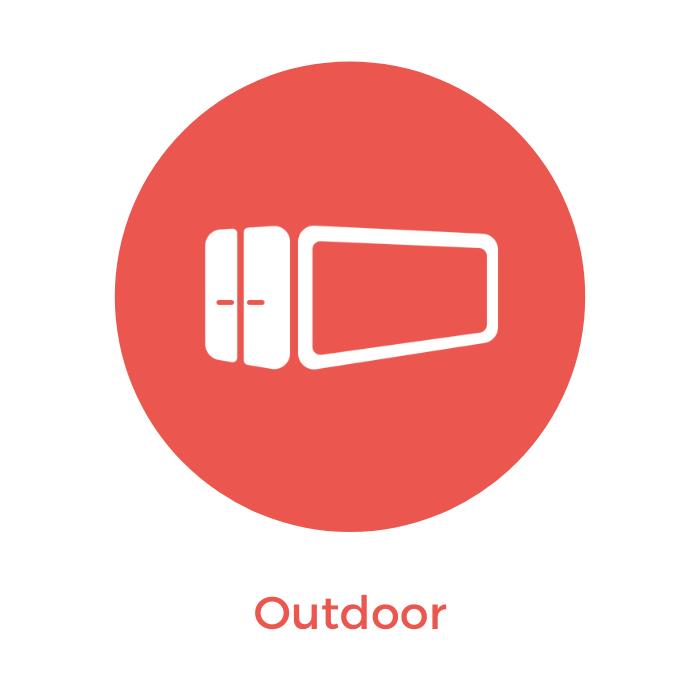Outdoor incon