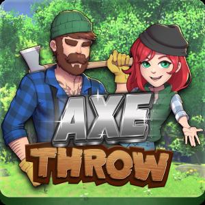 Game cover : Axe throw
