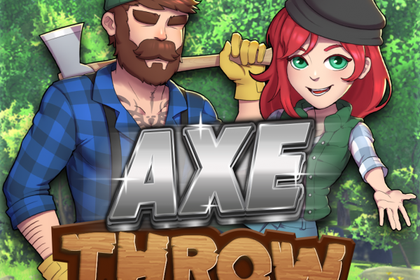 Game cover : Axe throw