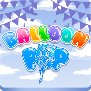 Cover game : balloon pop