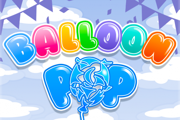 Cover game : Balloon pop