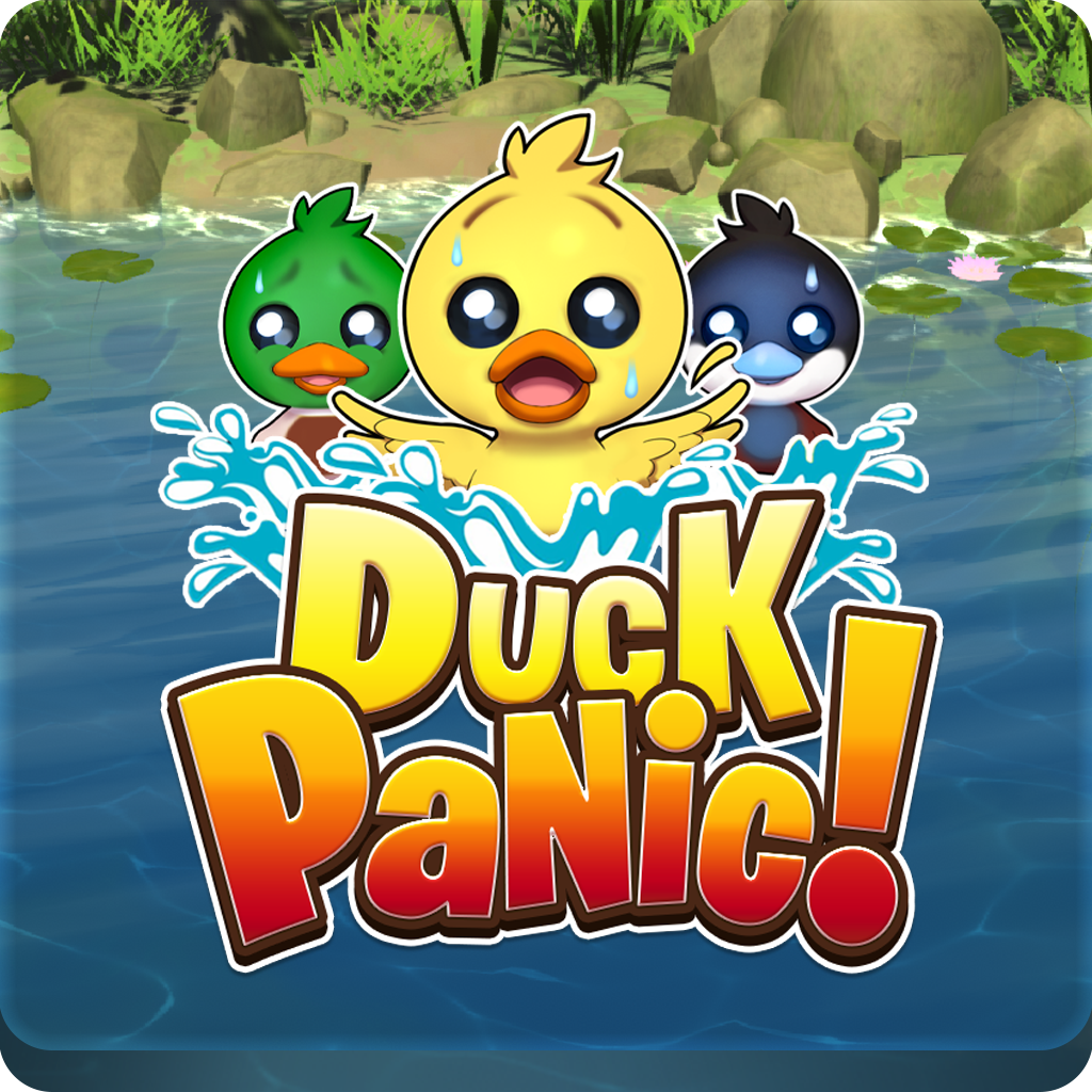 Duck panic cover picture