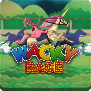 Game cover : Wacky race