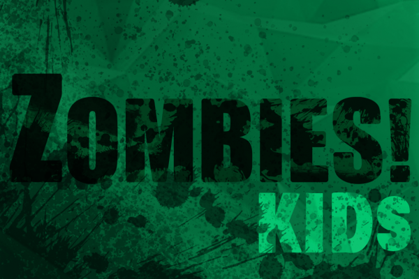 Game cover : Zombies! Kids