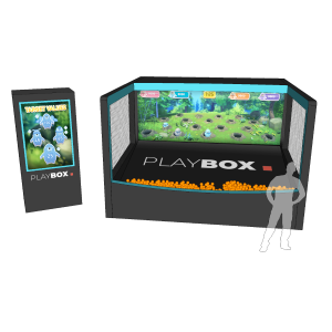 Playbox format indoor in 3D