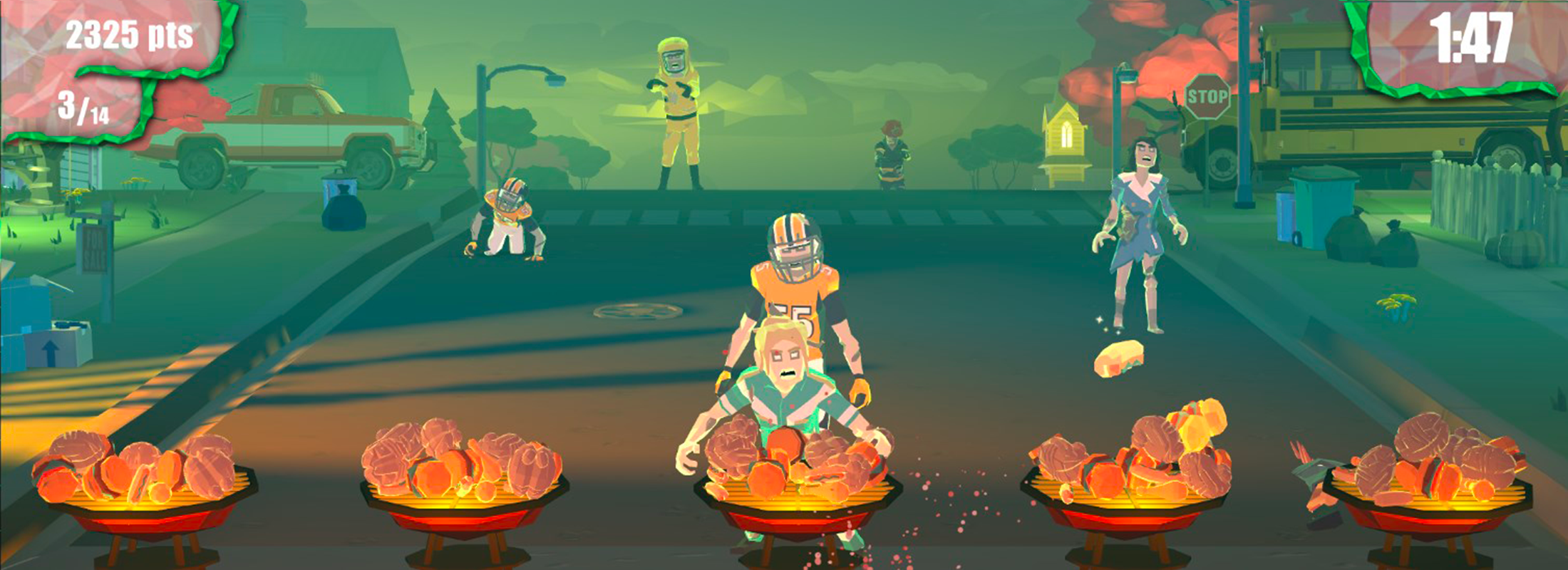Zombies Kids gameplay picture