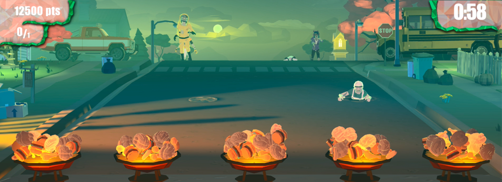 Zombie kids gameplay picture