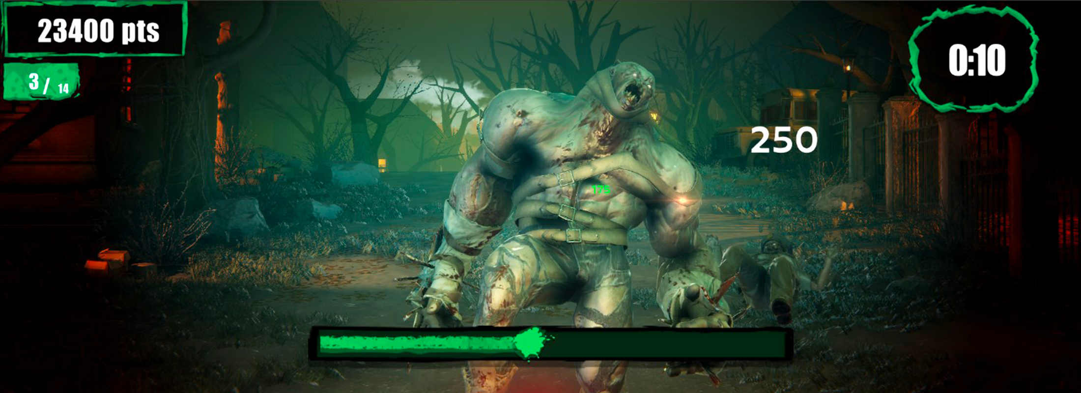 Zombies Gameplay picture boss