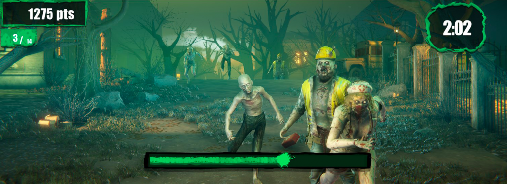 Zombies ! Gameplay picture