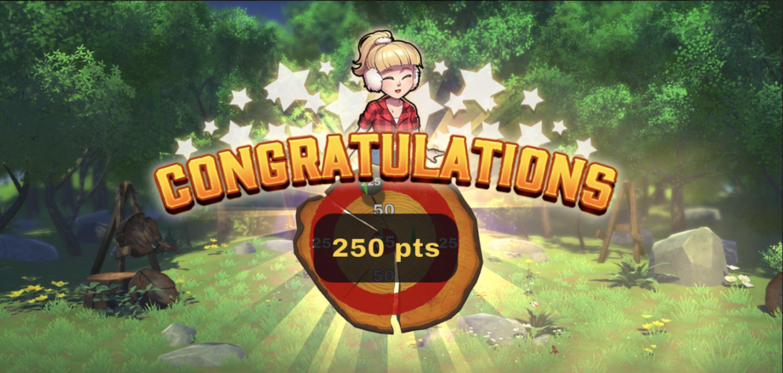 Axe throw gameplay picture winner