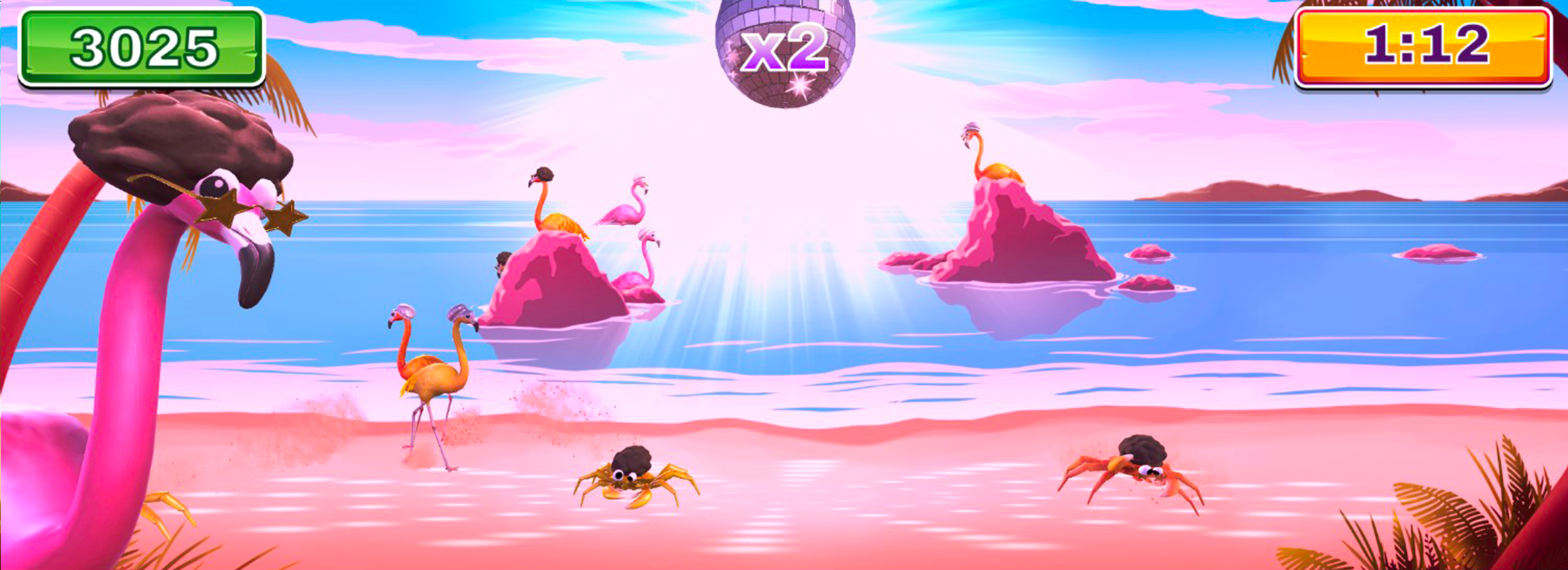 Disco Flamingo gameplay picture 2