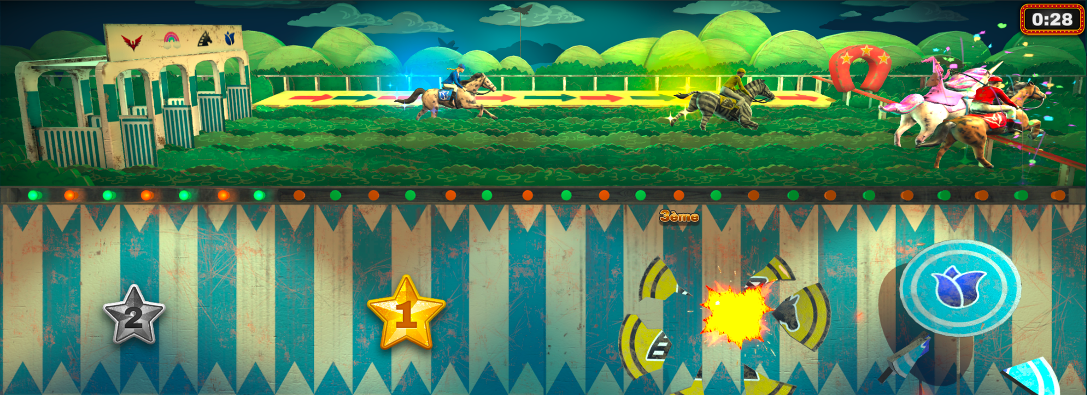 Wacky race gameplay picture 2