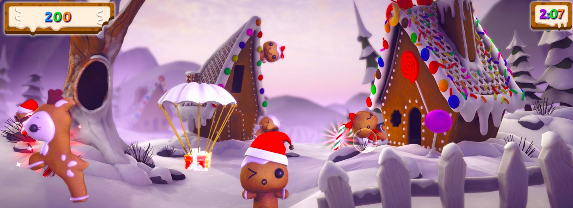 Winter mayhem gameplay picture 1