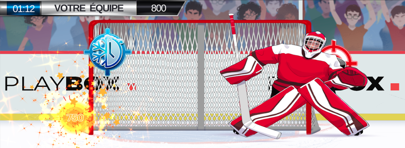 Slapshot gameplay picture 1