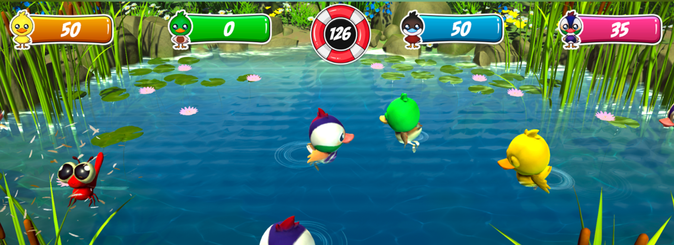 Gameplay picture Duck panic 1