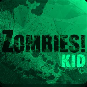 Icon Zombie kid