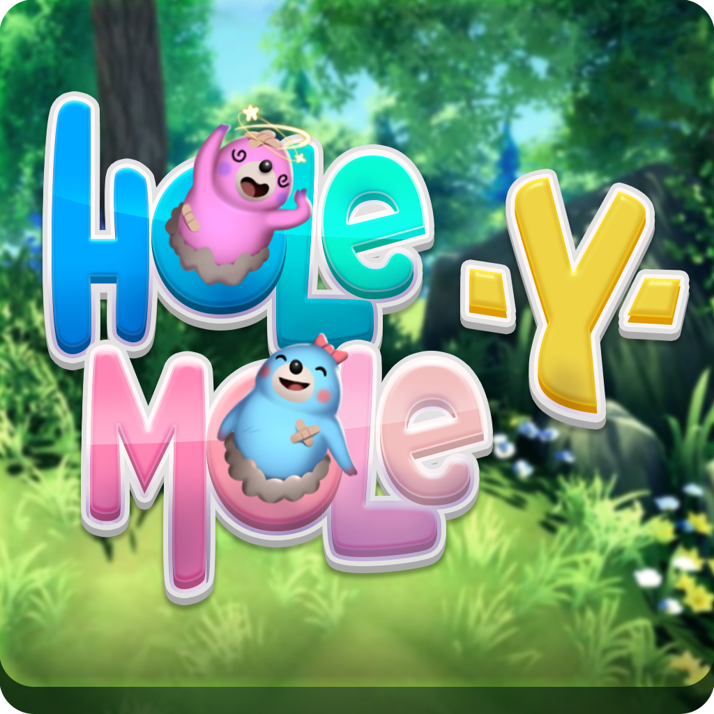 Hole-y Mole-y game icon